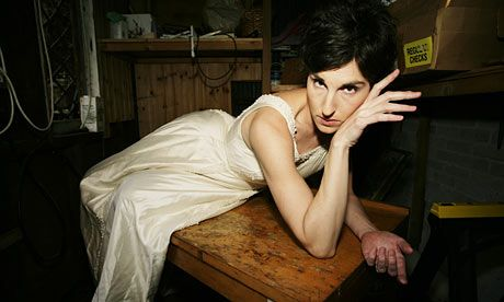 Tamsin Greig - Love her in Green Wing, Friday Night Dinner etc.