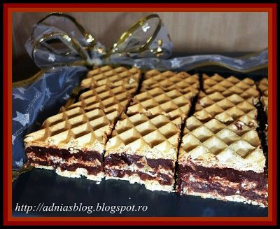 Ciocolata de casa in foi de napolitana | Retetele Mele Dragi