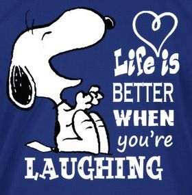 SNOOPY LAUGHING                                                                                                                                                     More