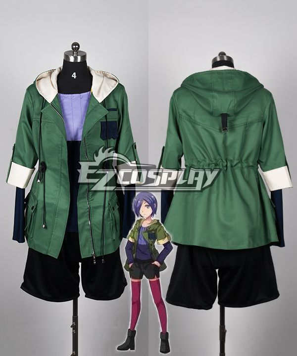 Tokyo Ghoul Touka Kirishima Cosplay Costume #Everyone Can Cosplay! Cosplay costumes #Anime Cosplay Accessories #Cosplay Wigs #Anime Cosplay masks #Anime Cosplay makeup #Sexy costumes #Cosplay Costumes for Sale #Cosplay Costume Stores #Naruto Cosplay Costume #Final Fantasy Cosplay #buy cosplay #video game costumes #naruto costumes #halloween costumes #bleach costumes #anime