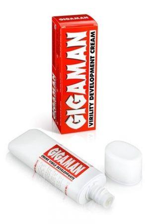 Crème Massage Développante Gigaman