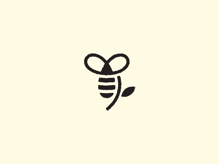 Budding Bee by Nathan Yoder
