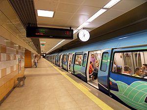 Istanbul, Subway   M4 (Istanbul Metro) - Wikipedia, the free encyclopedia