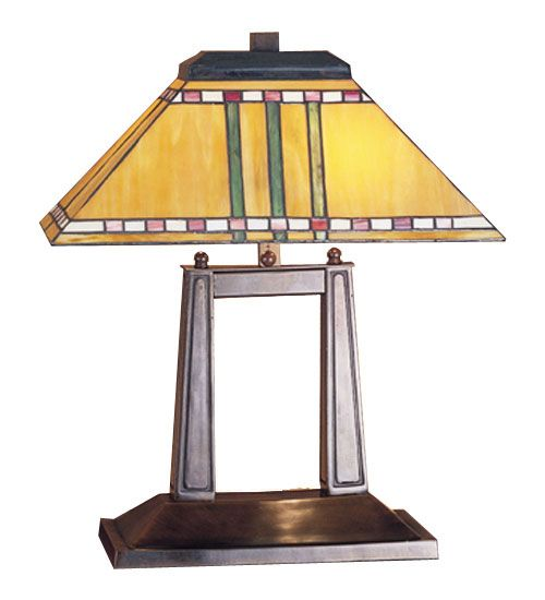 Prairie Corn Desk Lamp