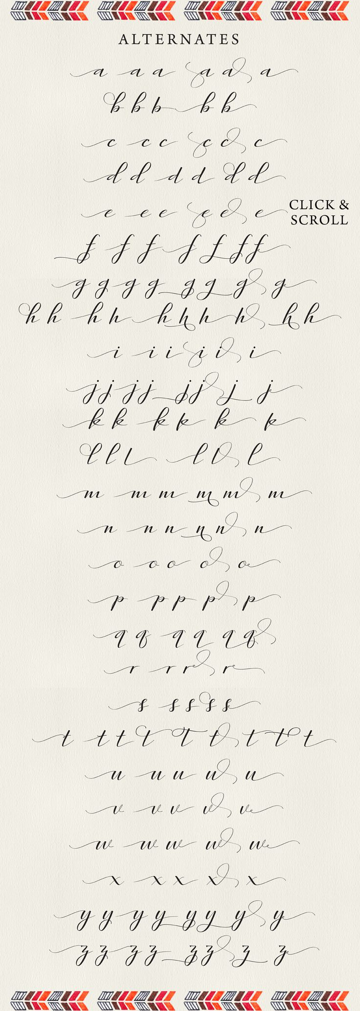 Rambies - Handwritten Calligraphy by Get Studio on Creative Market                                                                                                                                                                                 More