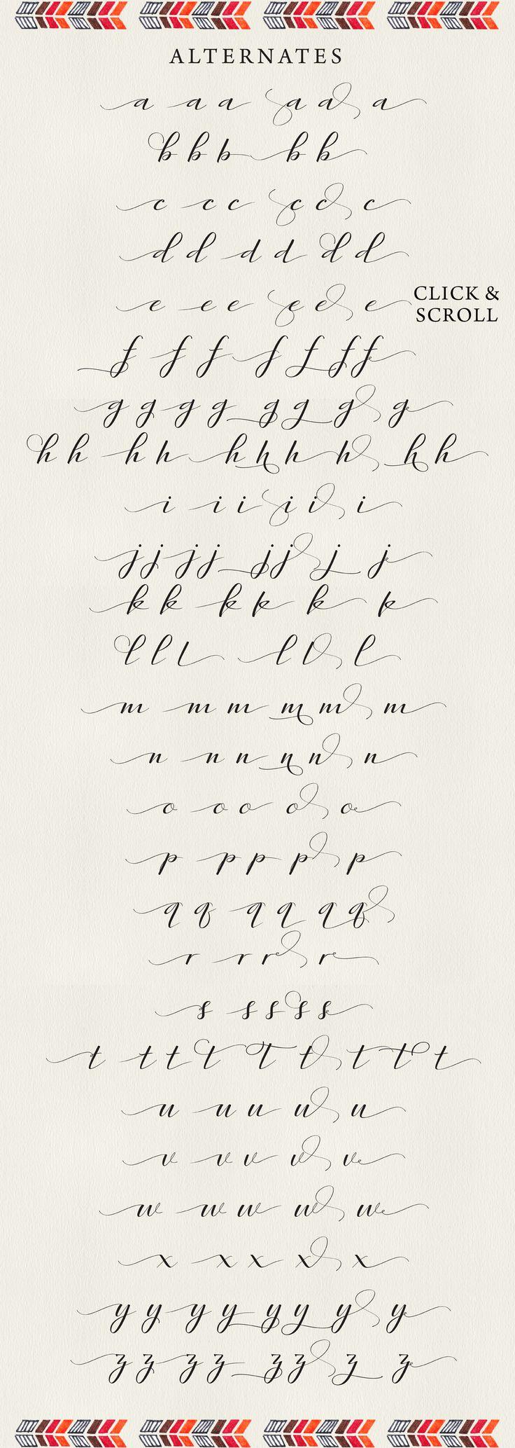 Best calligraphy ideas on pinterest handwriting