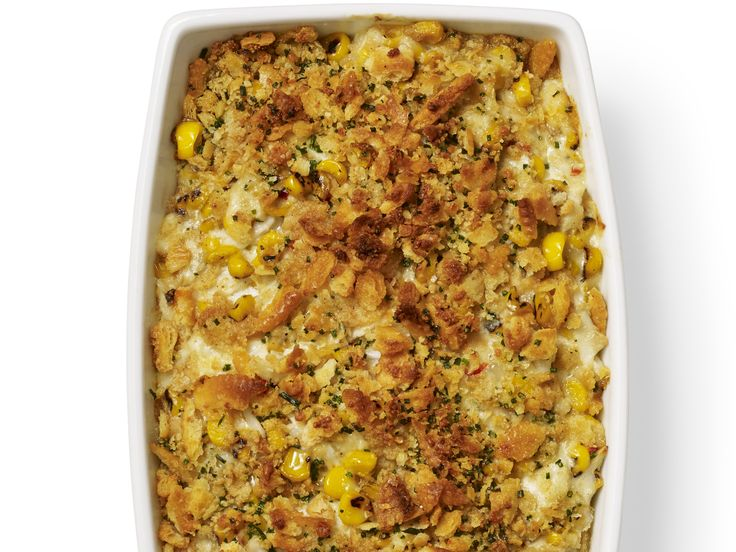 Hot Crab and Corn Dip recipe from Food Network Kitchen via Food Network