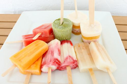Loving these traditional popsicle molds from Amazon.com.  Hoping to get some for the summer. ~kss