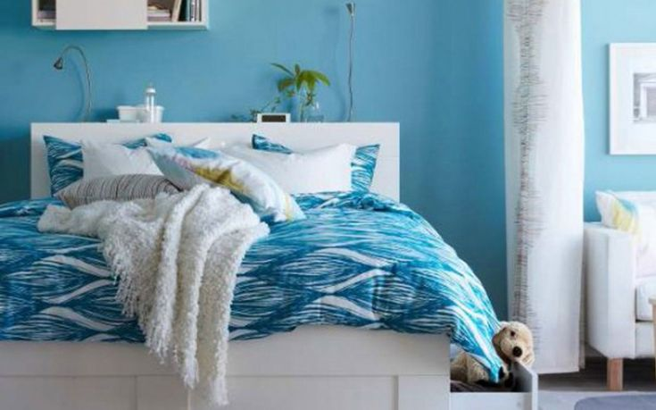 Aqua Blue Bedroom Ideas for Teen Girls - http://www.rocheroyal.com/aqua-blue-bedroom-ideas-for-teen-girls/ : #Bathroom Who said that in decorating a room for girl cannot use the blue? The blue color and its various shades like aqua blue bedroom ideas is perfect for decorating a bedroom modern, fresh and elegant way. For the decoration of a room we can use the classic colors like white, black … what are...