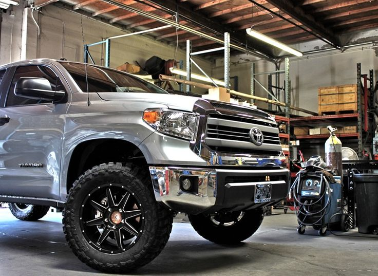 "2014 Tundra w/ 3.5"" lift on 35s - Toyota Nation Forum : Toyota Car and Truck Forums"
