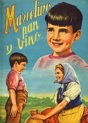 """CROMOS ANTIGUOS - Albumes de cromos - """"Marcelino pan y vino""""  Editorial FHER (1955) - Coleccion: J. Manuel Varona"""
