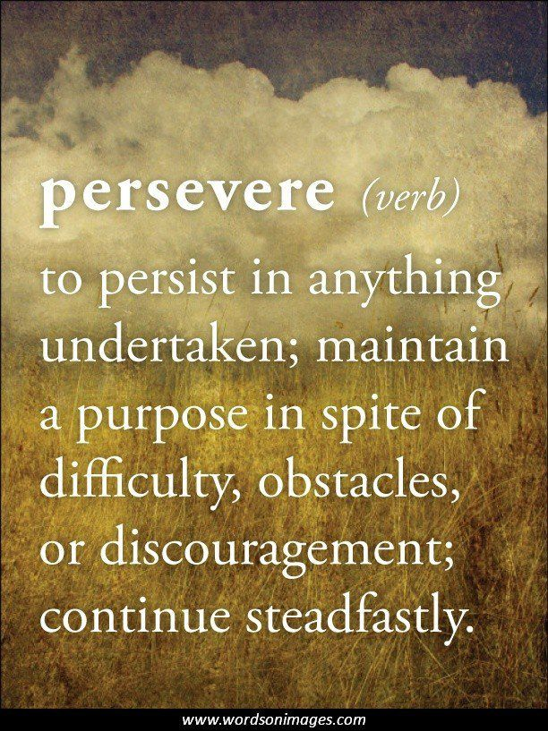 Persistence Quotes For Work: Best 25+ Perseverance Quotes Ideas On Pinterest