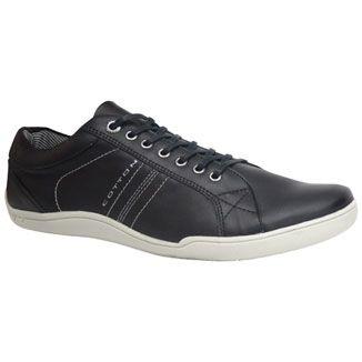 Sapatênis Masculino Cotton 4140 Preto TAM 45 ao 48 - Alex Shoes