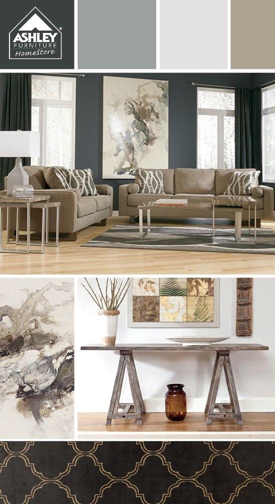 Atractivo Ashley Muebles Finos Elaboración - Muebles Para Ideas de ...