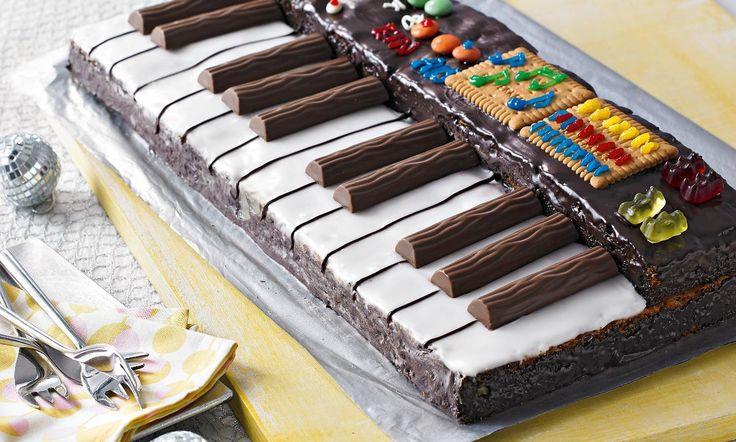rezept-Keyboard-Kuchen