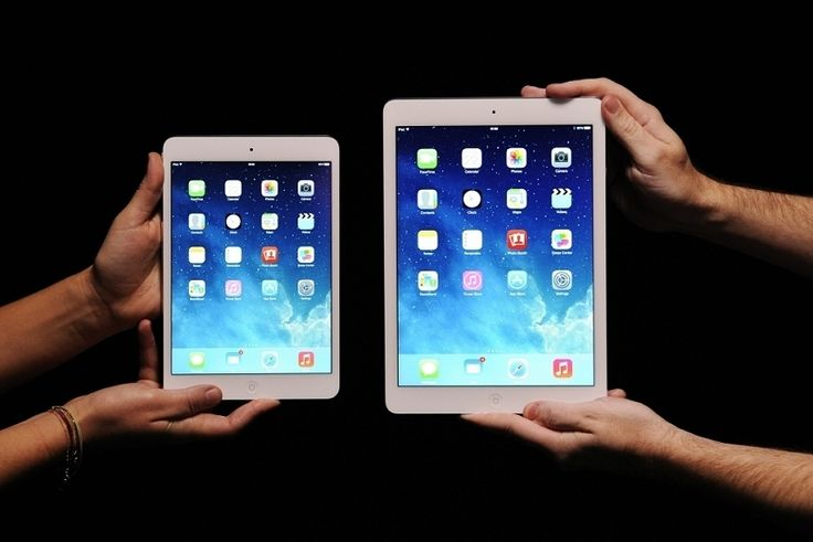 Apple larger iPad production gets delayed