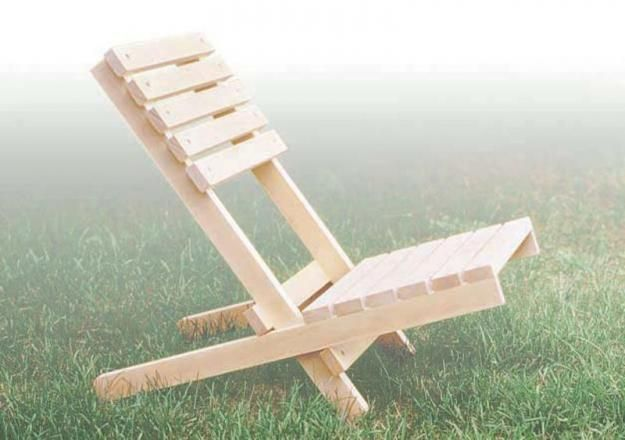 Wood Camp Chair Plans Woodworking Projects Amp Plans
