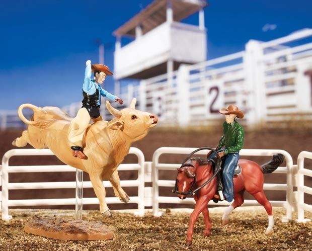 Breyer Horses Australia - Collectibulls Rodeo Set