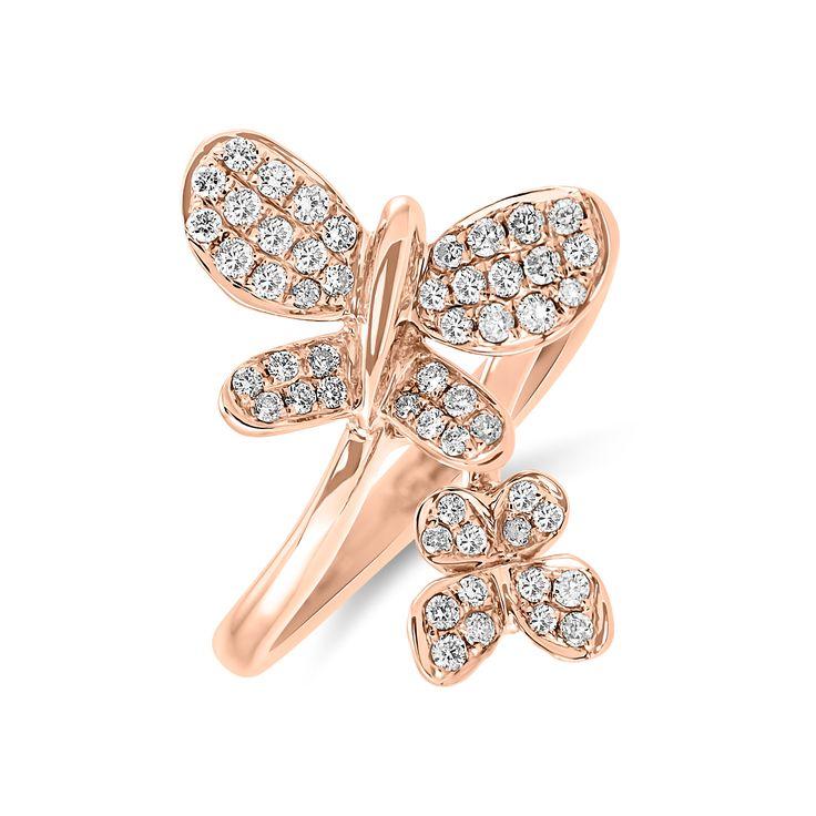 Ring ALO Diamond Wings www.alodiamonds.com www.alo.cz