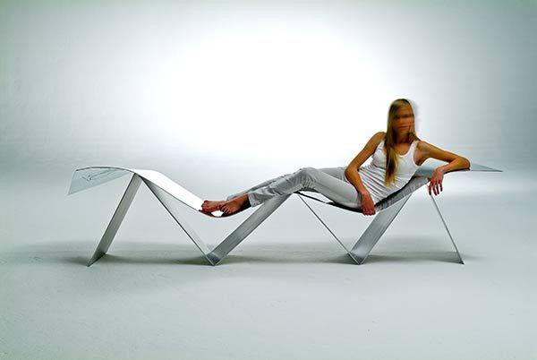 Tuyomyo Bench by Frank Gehry