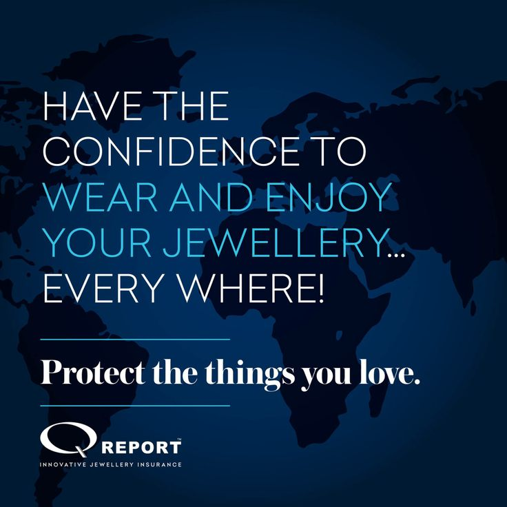 Have you recently purchased or been lucky enough to have received a beautiful diamond engagement ring? Protect the things you love - click this image to read further.