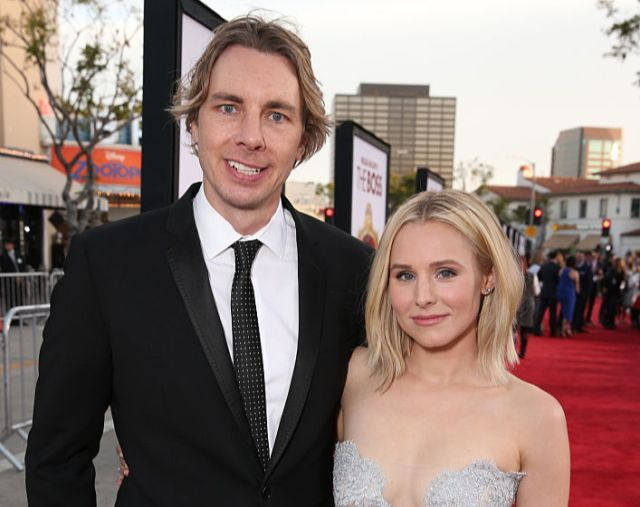 Kristen Bell supportively opens up about husband Dax Shepard's addictions