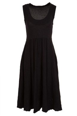 Metalicus clothing Essential Tank Dress - Nice smart design.