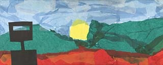 Ned Kelly art activity