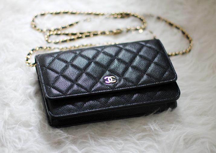 WELCOME HOME... CHANEL WALLET ON CHAIN - Mes Voyages à Paris