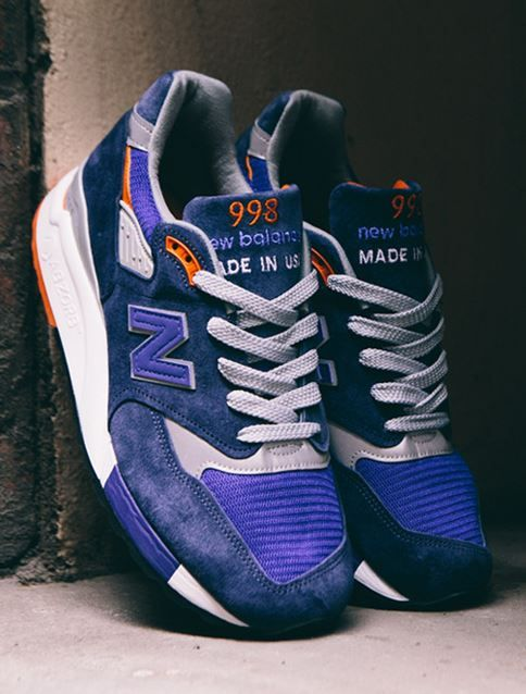 MADE IN USA.. Mens New Balance 998