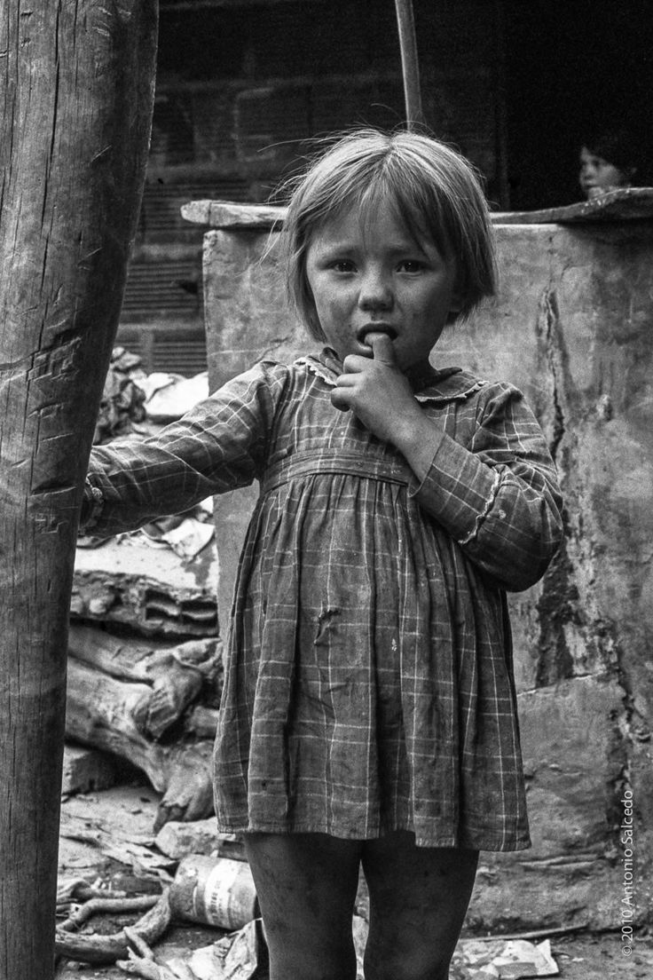 Infancia excluida | Fotografia Documental Latinoamericana - Antonio Salcedo Reyes