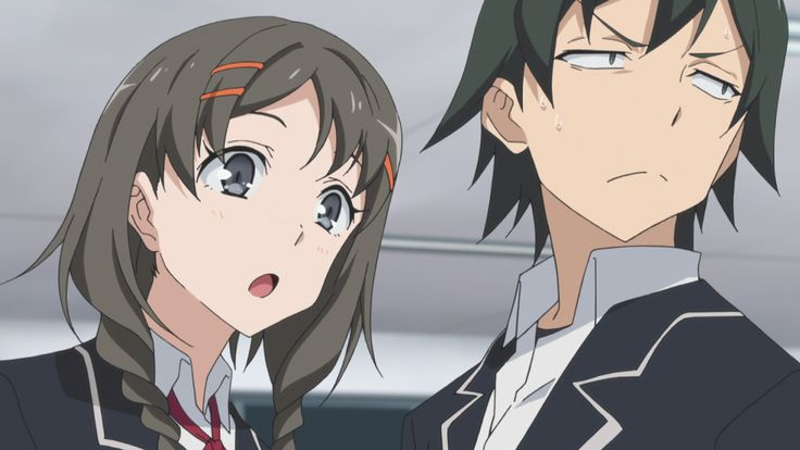 My Teen Romantic Comedy SNAFY - Épisode 13 : Ainsi, leur fête ne connaîtra jamais de fin. - Anime à voir en streaming ou téléchargement sur : http://animedigitalnetwork.fr/video/oregairu.