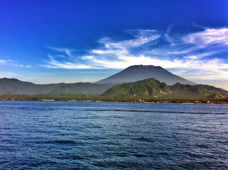 Lombok Strait, Indonesia