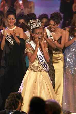 THOUGHTS OF MISS UNIVERSE 1999