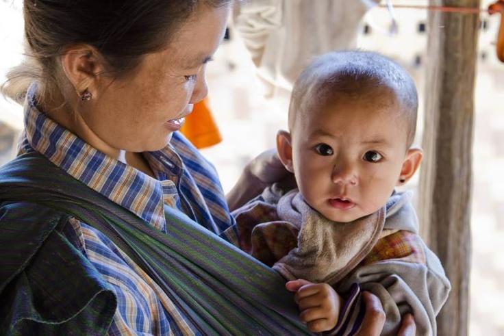 Karenni #refugees from #Myanmar, at Ban Mai Naisoi Temporary Shelter. UNHCR / R. Arnold / January 2012