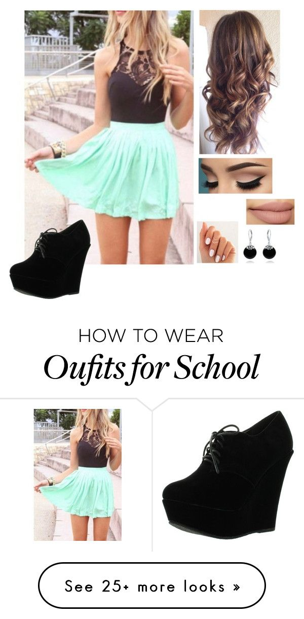 """""""Party"""" by shawnmendes30 on Polyvore featuring WithChic, Bling Jewelry and Forever Link"""