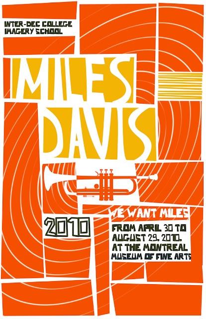Saul Bass | Miles Davis