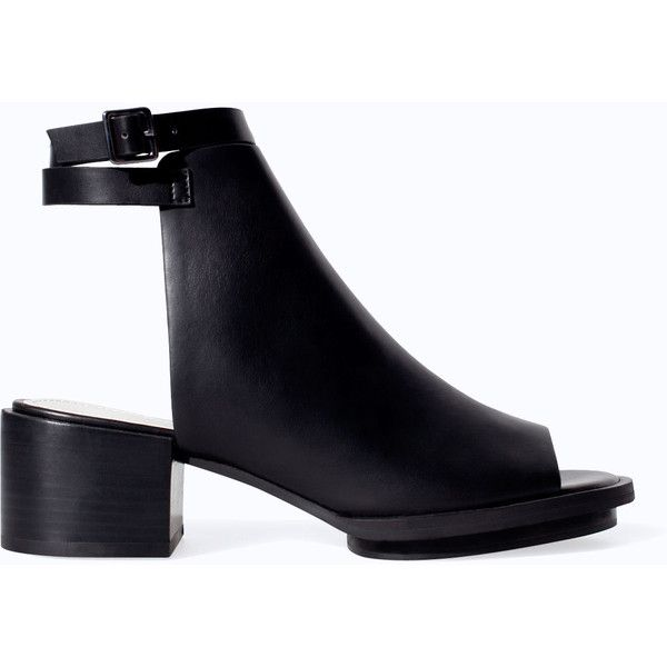 Slingback Ankle Boots March 2017