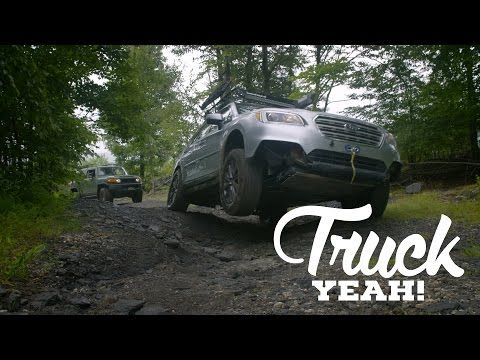 A Lifted Subaru Outback Is The Best SUV You Can Buy -- Truck Yeah! - YouTube