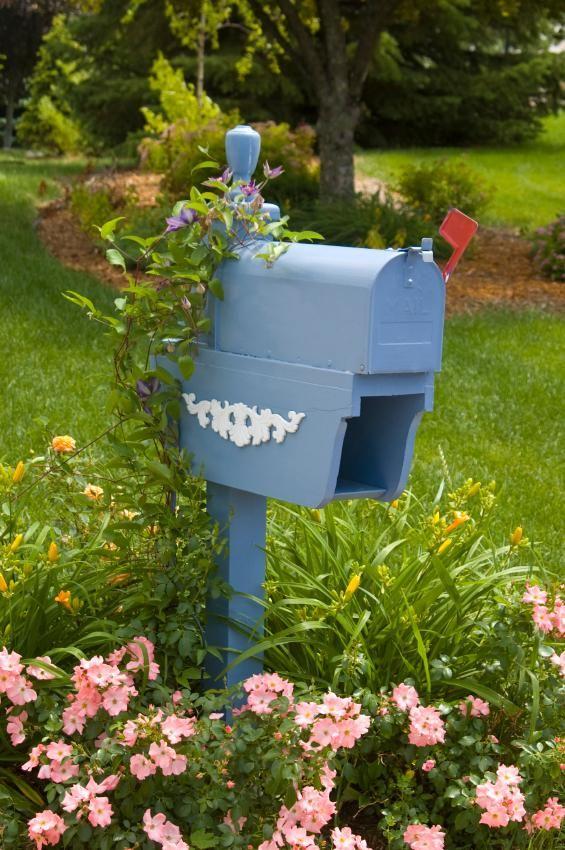 Garden Ideas Around Mailbox 143 best general landscaping ideas images on pinterest | drainage