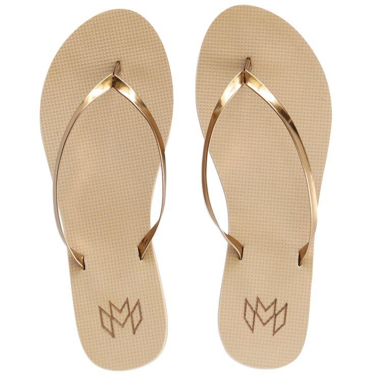 0de65b696 Malvados Lux Sandal- Guilded
