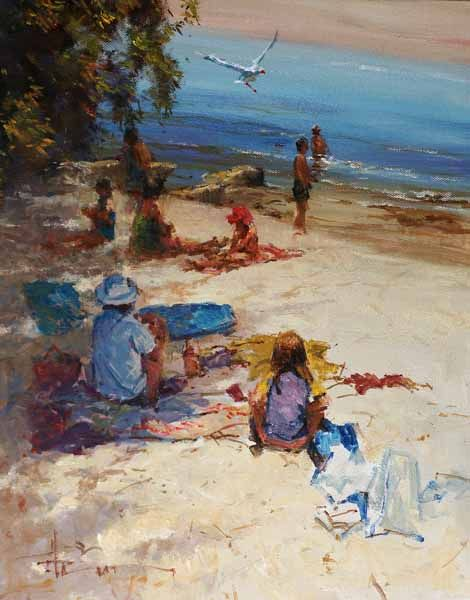 Time Out ~ Robert Hagan