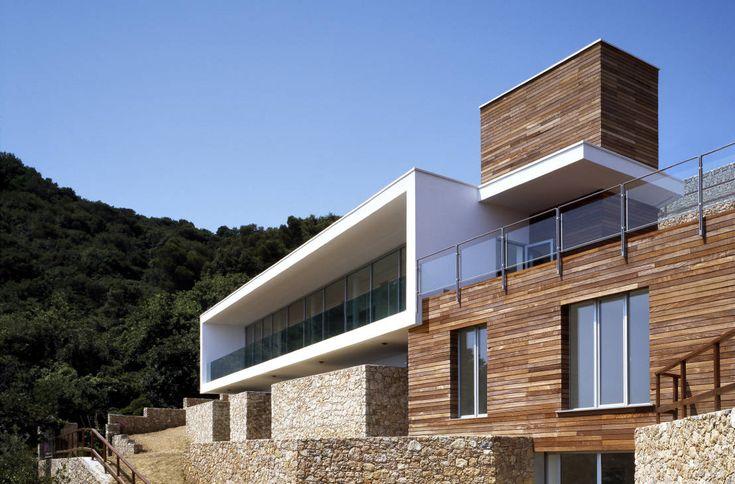 6 progetti che vi faranno ripensare la facciata della vostra #casa ! #progetti #architettura  https://www.homify.it/librodelleidee/382203/6-progetti-che-vi-faranno-ripensare-la-facciata-della-vostra-casa