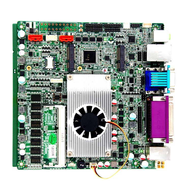 2016 Newest Very Cheap Mini itx BGA 1037u Celeron Processor Motherboard with Onboard 2GB Ram #Affiliate