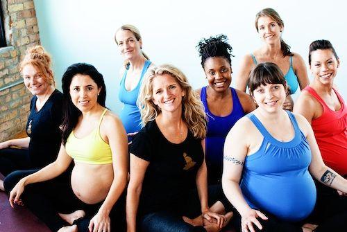 Green Locus Yoga - Blooma Prenatal Yoga Teacher Training April 11-14