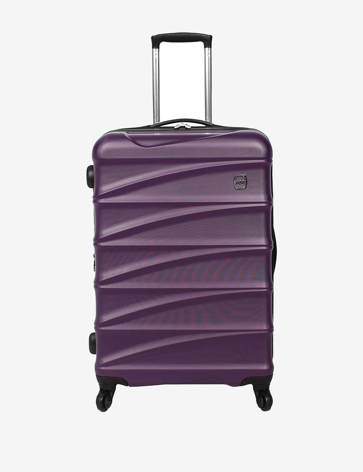 Shop today for Ellen Tracy Adele Purple Hard Side Expandable Spinner & deals on Upright Spinners! Official site for Stage, Peebles, Goodys, Palais Royal & Bealls.