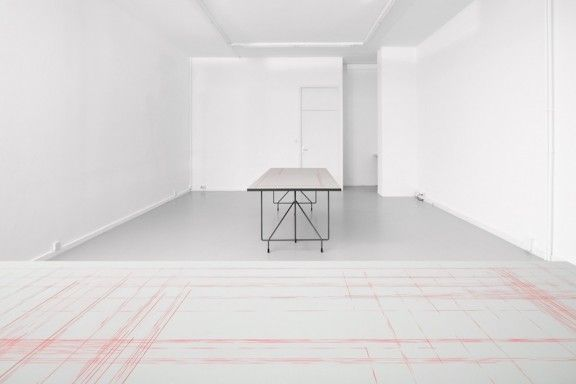 David Maljkovic with Konstantin Grcic: 'Negatives', 20 March-16 May 2015, Centre d'édition Contemporaine Genève, Genève