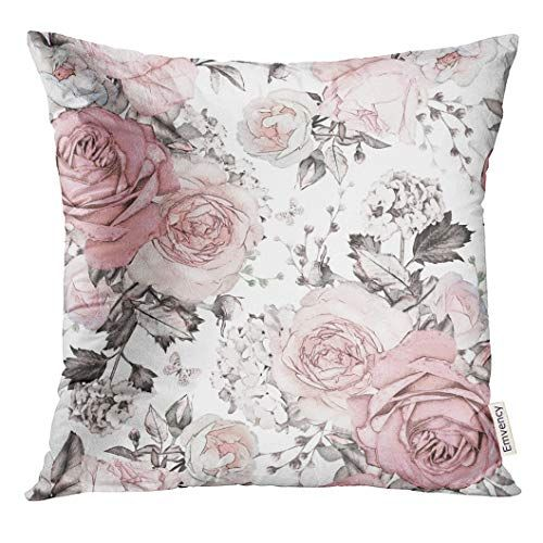 Golee Throw Pillow Cover Gray Abstract