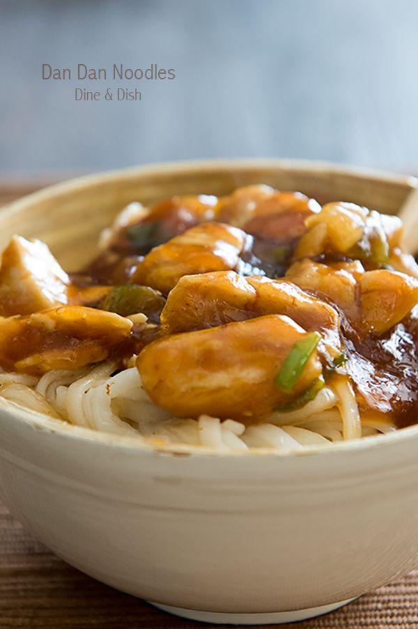 A copycat version of PF Chang's popular Dan Dan Noodles Recipe