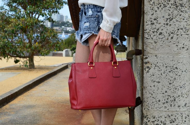 Tornabuoni Top Handle Bag in Saffiano Leather  www.bidinis.com